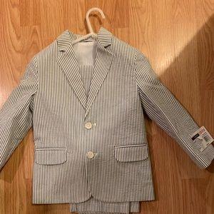 Boys Izod suit set